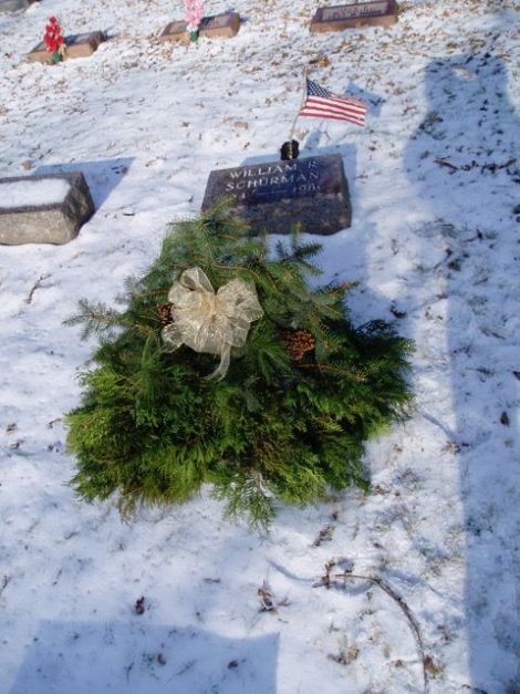 Cemetery Pillow