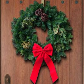 Deluxe Mixed Wreath