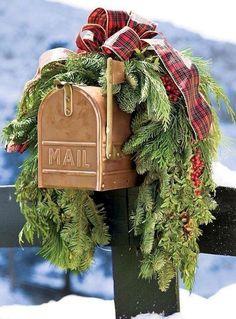 Mailbox Saddle